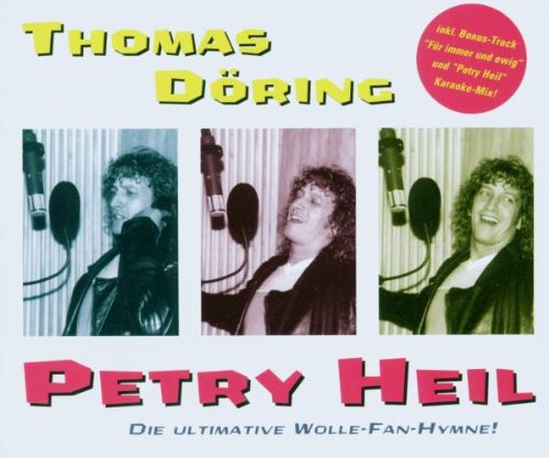 Price comparison product image Petry heil-Die ultimative Wolle-Fan-Hymne [Single-CD]
