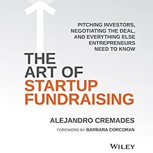 The Art of Startup Fundraising Hörbuch