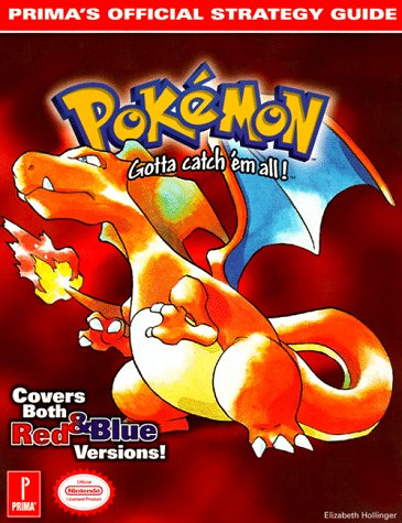 Pokemon: Prima's Official Strategy Guide (Red Pokemon Strategy Guide)
