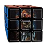 AVABAODAN Cat And Toy Comic Rubik's Cube Original 3x3x3 Magic Square Puzzles Game Portable Toys-Anti Stress For Anti-anxiety Adults Kids