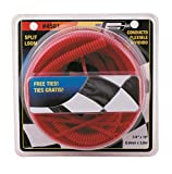 Mr. Gasket 4501 Wire Cover Kit - Red