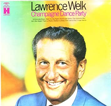 Welk Lawrence Champagne Dance Party LP Harmony HS11301 EX 1960s