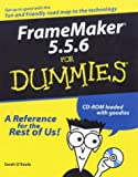 FrameMaker 5.5.6 for Dummies, Sarah O'Keefea, 0764506374