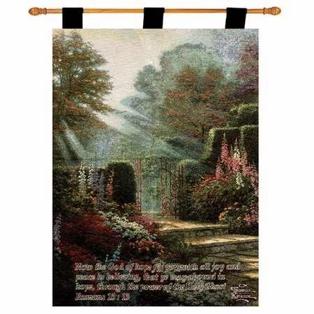 Thomas Kinkade Garden Of Light Wall Decor