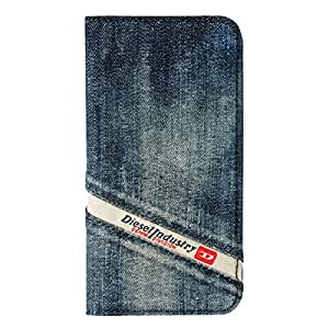 Diesel Cosmos Booklet - Funda para Apple iPhone 5, azul