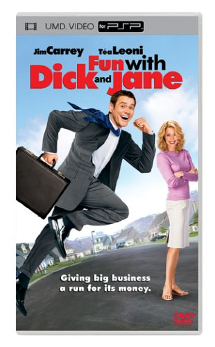 Fun with dick and jane dvd