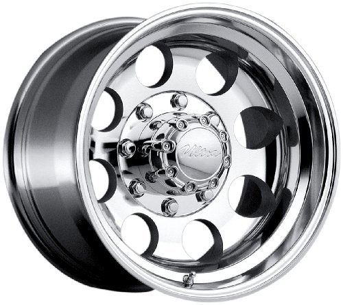 Wheels Rims Packages - Ultra Wheels RWD Type 164 Polished - 16 X 8 Inch Wheel