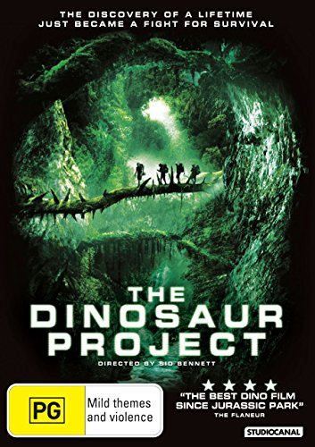 The Dinosaur Project | NON-USA Format | PAL | Region 4 Import - Australia