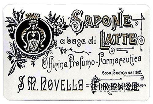 Soap Santa Maria Novella ( santamarianoヴxerra Medium Soap Carnation G [parallel import goods] )