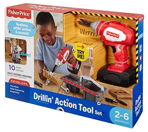 Fisher-Price Drillin