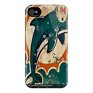 Excellent iphone 5c Case Tpu Cover Back Skin Protector Miami Dolphins
