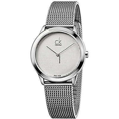 Calvin Klein Womens Minimal Watch K3M2212Y