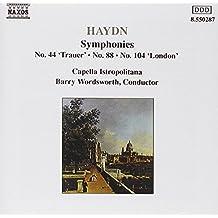 Symphonien Nr. 44+88+104