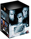 The Steven Segal Legacy (Executive Decision/Exit Wounds/Fire Down Below/Nico/Out For Justice/The Glimmer Man/Under Seige/Under Seige 2) [Import anglais]