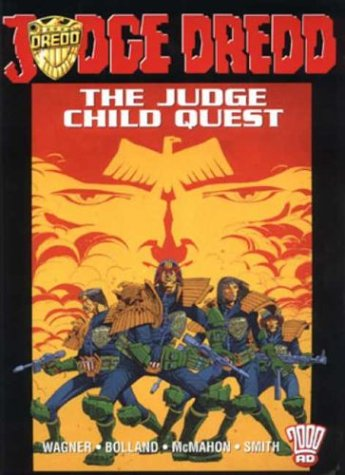 Download Judge Dredd: The Judge Child Quest pdf epub