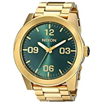 Nixon Men's A3461919 Corporal SS Watch