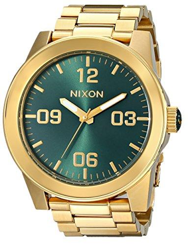 Nixon Men's A3461919 Corporal SS Watch