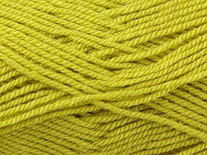 Amazon com: Stylecraft Special Knitting Yarn DK 1823 Mustard