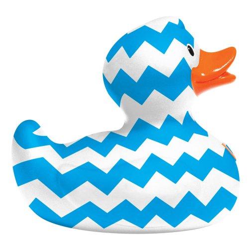 Luxury Rhapsody Duck. Designer rubber ducks bud duck uk by The Discovery Store
