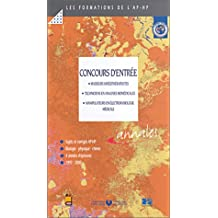 Concours d'entrée - session 97-2000