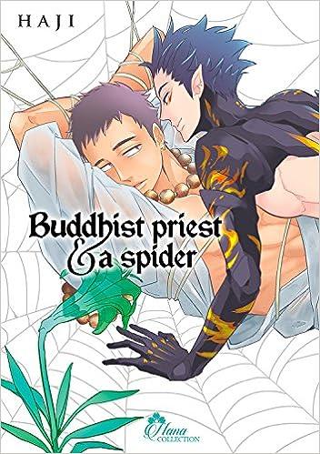 Buddhist Priest Spider Livre Manga Yaoi Hana