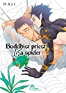 Buddhist priest & spider par Haji
