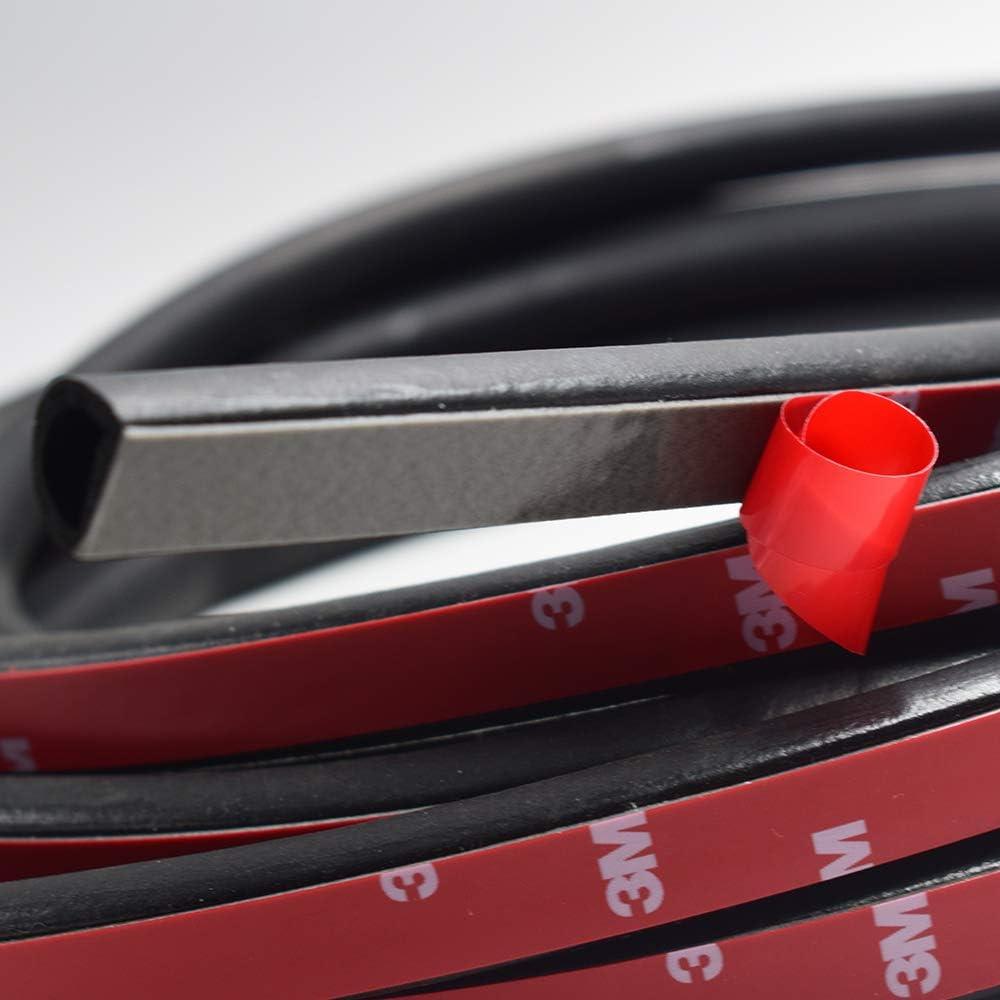 Automotive Universal D-Shape Door Seal