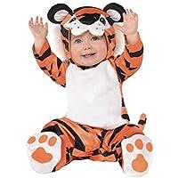 Disfraz de tigre bebé pequeño - 6-12 meses