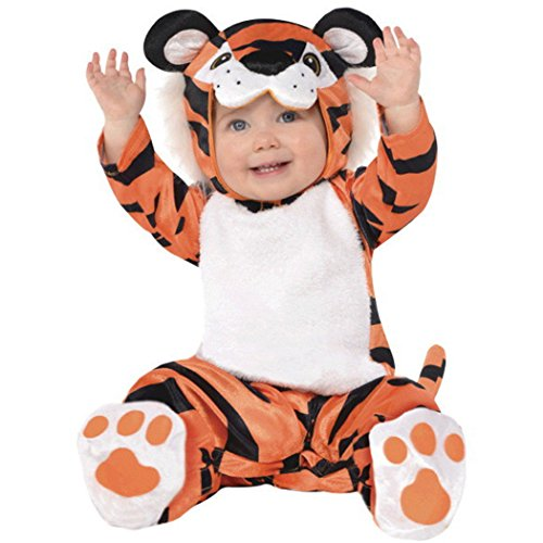 Tiny Tiger Costume - Baby 6-12
