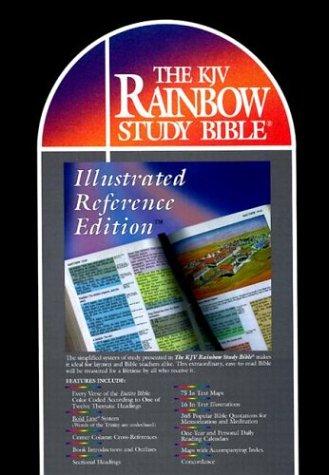 The KJV Rainbow Study Bible- Illustrated Reference Edition Rainbow Studies International
