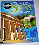 Social Studies, Grades 4-5 Houghton Mifflin Harcourt Social Studies Virginia, HSP Staff, 0153843519