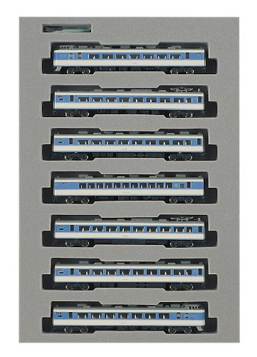 KATO Nゲージ 189系 あずさニューカラー 基本 7両セット 10-426 鉄道模型 電車 B0003JV0KW