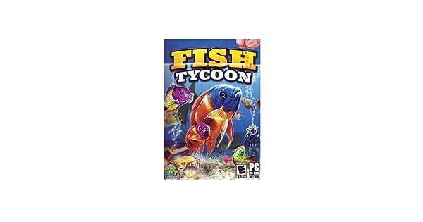 Amazon.com: Fish Tycoon - PC: Video Games
