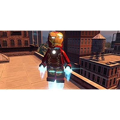 LEGO Marvel's Avengers - Xbox One: Whv Games: Video Games
