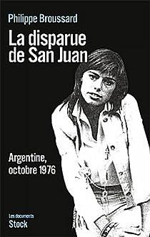 La disparue de San Juan par Broussard