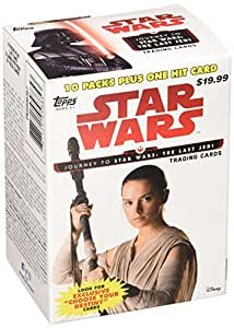 Topps Journey to Star Wars: The Last Jedi