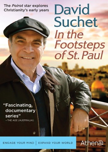 David Suchet: In The Footsteps of St. Paul (Story Of David In The Bible Davids Life)