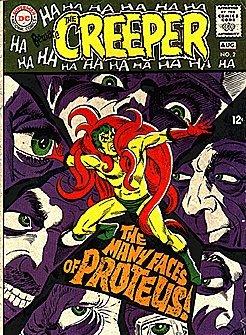 Beware the Creeper (1968 series) #2