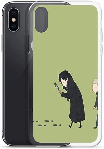 Spaniel IPhone 6 Plus Case Cartoon Gift Idea// Secret Santa//office//Christmas