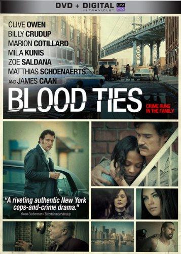 Blood Ties [DVD + Digital] - Music Video Kunis Mila