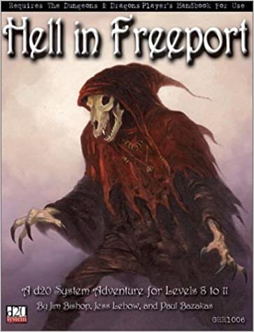 Cover of Hell in Freeport