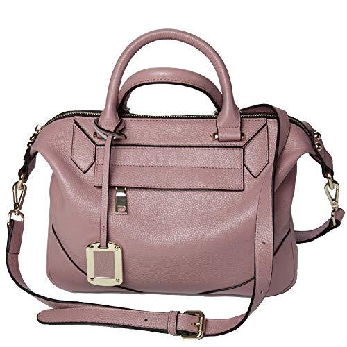 Avec violet Casual Sacs à doux Vintage Top Grip bandoulière Ajesty Tote cuir H414wOY