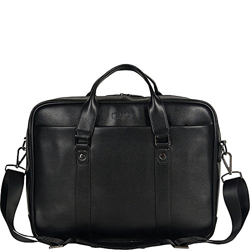 """Wall Street Single (Kenneth Cole Reaction Wall-Street Hustle Single Compartment Top Zip 15.6"""" Laptop)"""