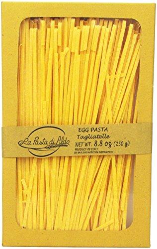 La Pasta Di Aldo Tagliatelle Egg Pasta, 8.8 Ounce, Pack of 1