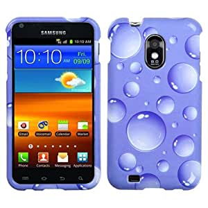 MYBAT Purple Bigger Bubbles Phone Protector Cover for SAMSUNG R760 (Galaxy S II) SAMSUNG D710 (Epic 4G Touch) SAMSUNG Galaxy S II 4G