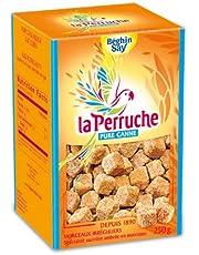 Pure Cane Sugar Cubes, La Perruche, Brown Sugar Specialty Cubes, Premium Quality, Perfect Portions, 250g