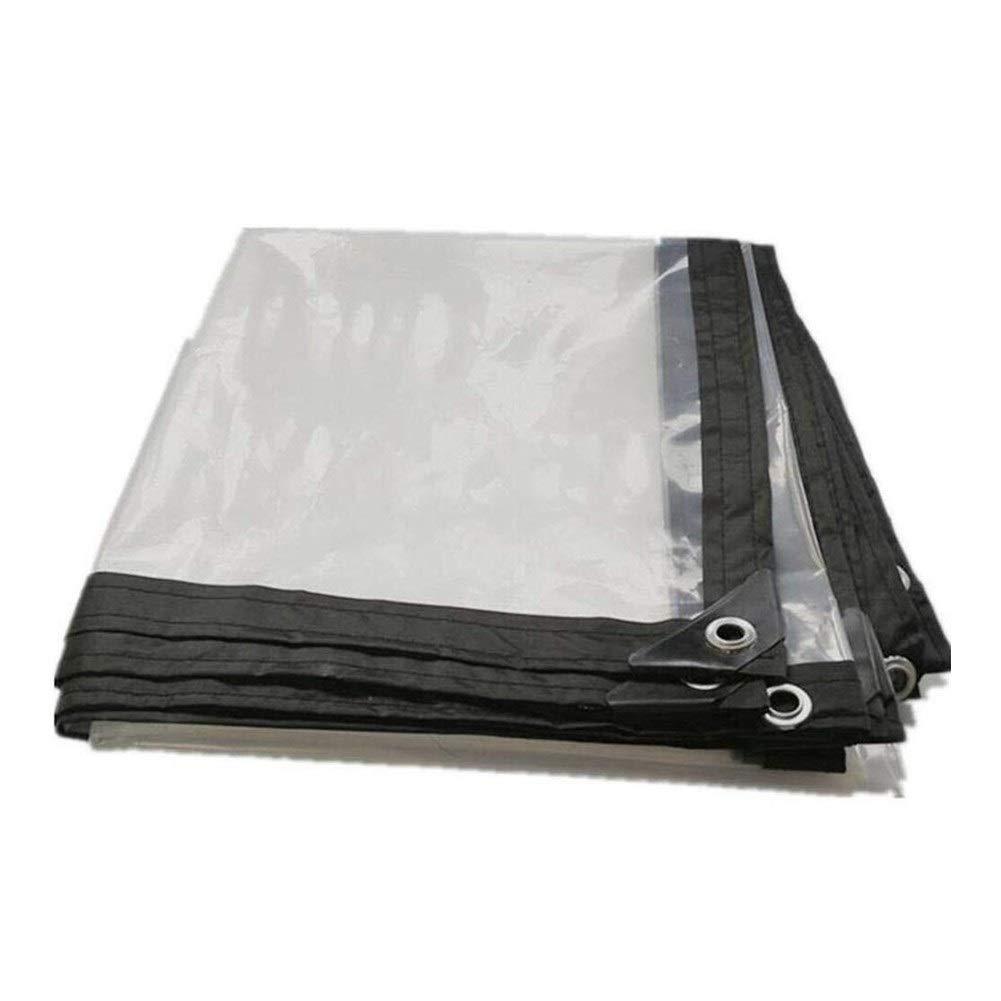 3X10m Wangcfsb BÂche Souple et Facile à Plier en PVC (Taille   3x6M)