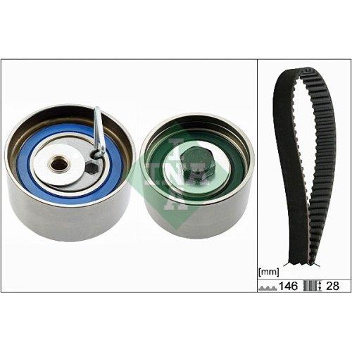 INA Timing Belt Kit 530058710 530058710-INA