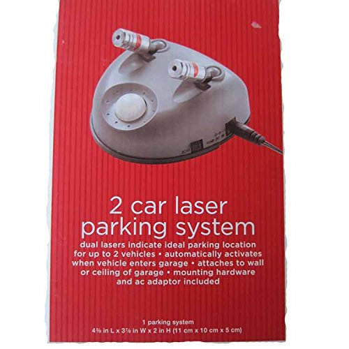 - 2 Car Laser Parking System