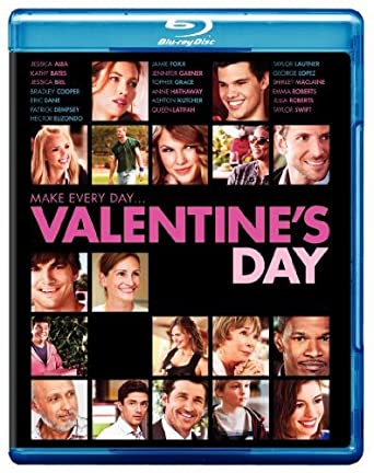 Amazon Com Valentine S Day Blu Ray Bradley Cooper Jennifer